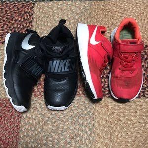 Nike boys 13C shoes